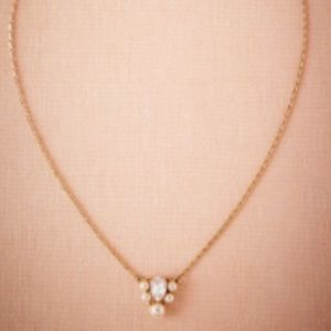 Art Deco Necklace from BHLDN